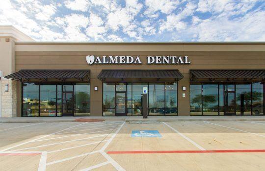 Almeda Dental Front
